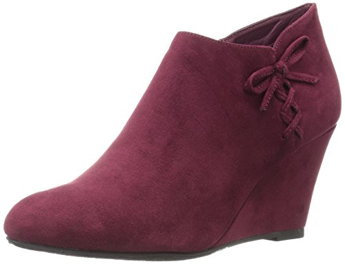 Sued Boot Merlot CL by Vencia Chinese Laundry Super Women's nAA0wYqU8