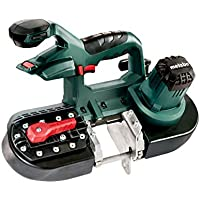 Metabo Mbs 18 Ltx 2.5 Bare Cordless Bandsaw Bare Tool Review