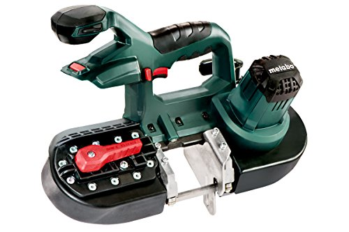 Metabo – 18V 2.5 Portable Metal Bandsaw Bare 613022850 18 LTX 2.5 Bare , Band Saw