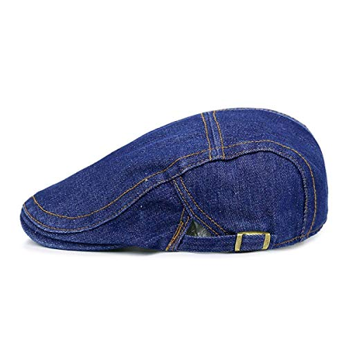Gorra Tamaño Sol color Vaquero 56 Y De Azul Sombrero Claro Azul Oudan xq67Xpw