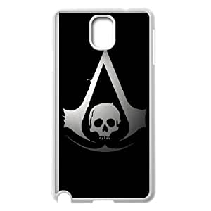 SamSung Galaxy Note3 phone cases White Assassin's Creed fashion cell phone cases UYIT2301510