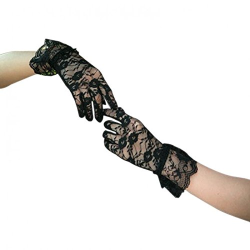 High Quality Sun Protection Accessories Lace Hollow-Out Gloves Delicate Lace Pattern Lace - Bottle Rocket Oakley