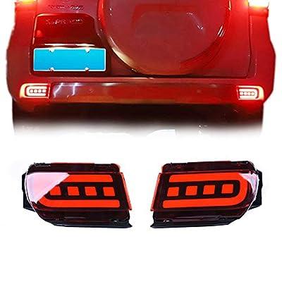 GTINTHEBOX (2) 3D Optic Red LED Rear Bumper Reflectors Brake Tail Light Lamps Kit For TOYOTA Land Cruiser PRADO FJ150 2010 2011 2012 2013 2014 2015 2016 2017 2018 - 4014283 , B07G5R11T4 , 454_B07G5R11T4 , 91.99 , GTINTHEBOX-2-3D-Optic-Red-LED-Rear-Bumper-Reflectors-Brake-Tail-Light-Lamps-Kit-For-TOYOTA-Land-Cruiser-PRADO-FJ150-2010-2011-2012-2013-2014-2015-2016-2017-2018-454_B07G5R11T4 , usexpress.vn , GTINTHEBO