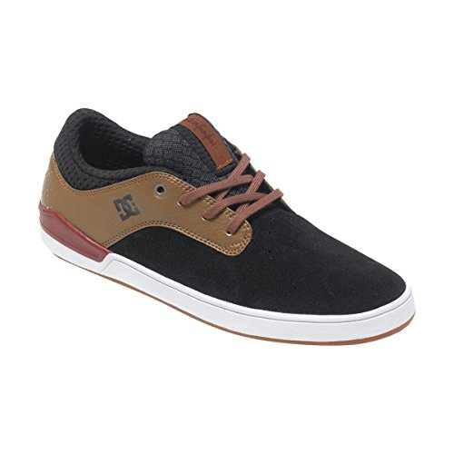 DC – para hombre Mikey Taylor 2 S Low Top Zapatos Black/Brown/White