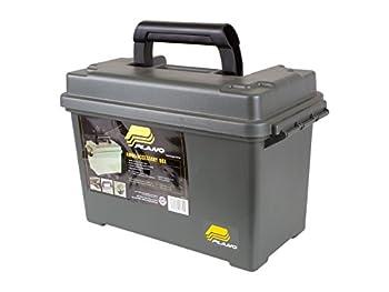 Plano Ammo Field Box, Od Green, Small 0
