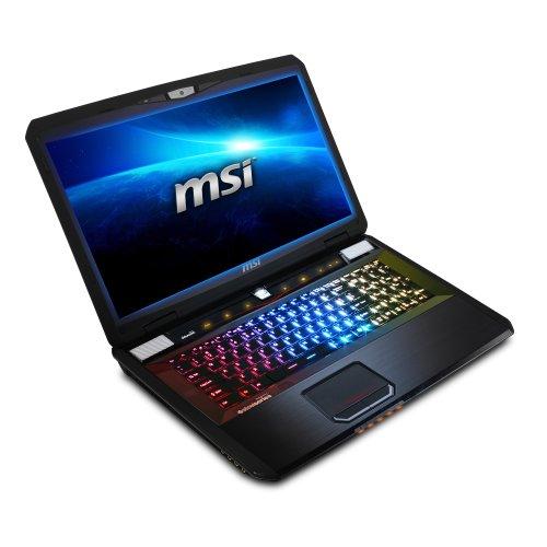 MSI GT70 0NE-446US 9S7-176212-446 17.3-Inch Notebook(i7-3630QM Processor,16GB RAM,750GB Hard Drive,Windows 8),Black