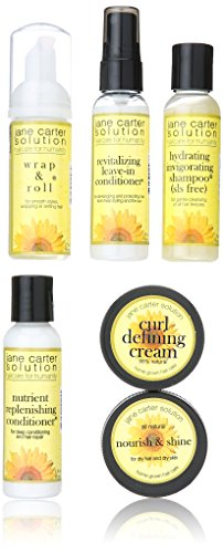 Jane Carter Solution Natural (Jane Carter Travel Size Kit)