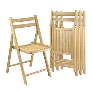 Robin 4-PC Folding Chair Set – Parent