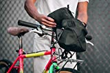 Chrome Industries Helix Handlebar Bag - From Bike