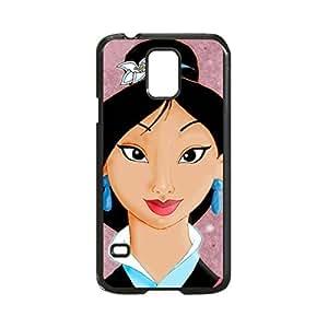 Mulan Unique Diy Skin Custom Hard Durable Case for Samsung Galaxy S5 I9600 Case by mcsharks