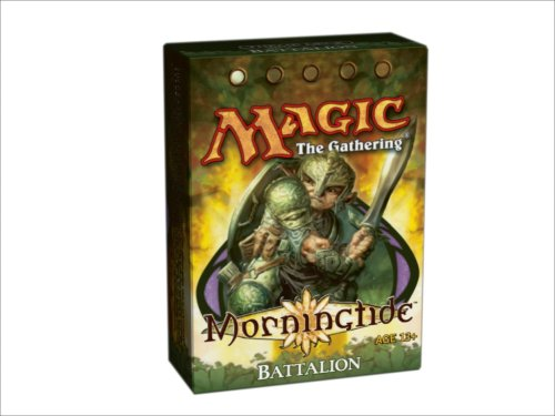 Lorwyn Theme Deck - Magic the Gathering: MTG Lorwyn: Morningtide Theme Deck - Warrior's Code (Red...
