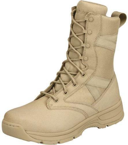 Propper Bantam 8 inch Tactical Boots, TAN, 9M