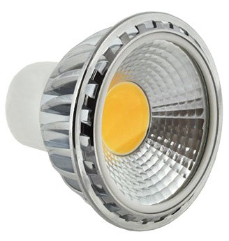 gu10 led bulb 5w spotlight wide beam angle 50w equivalent 330 lumen cool white. Black Bedroom Furniture Sets. Home Design Ideas