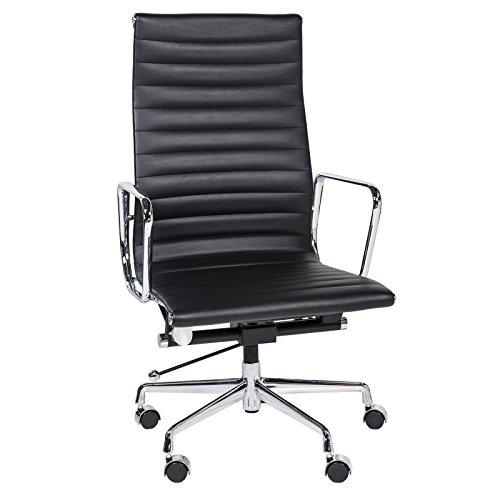 Joseph Allen Eames Style Group Executive Office Chair, Black ()