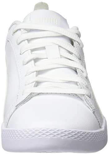 Zapatillas para Mujer Blanco V2 Smash White Puma puma Wns White L Puma IS1wn