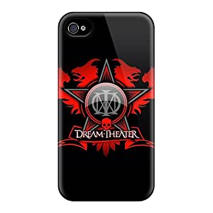 Shock Absorption Hard Phone Covers For Iphone 6plus With Custom Fashion Dream Theater Skin CristinaKlengenberg