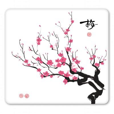 Cherry Blossoms Vinyl Sticker - Car Phone Helmet - SELECT SIZE 2 Blossom Helmet