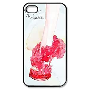 Clzpg Durable Iphone4,Iphone4S Case - High-heeled diy case cover