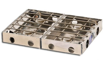 Partner Steel Stoves from 4 Burner 24x18 ()
