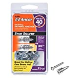 E-Z Ancor 1 in. Hollow Door and Drywall Anchors (25-Pack)