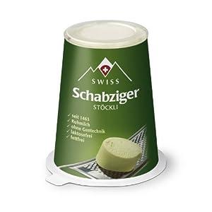 Schabziger Schweizer Hartkase Aus Dem Kanton Glarus