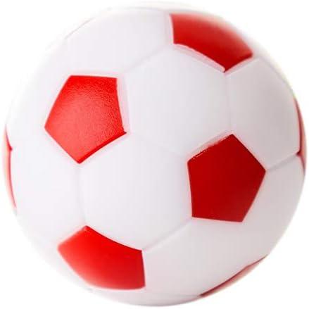 Robertson Bola futbolin Blanco Rojo 24gr 35mm 1 unid: Amazon.es: Deportes y aire libre