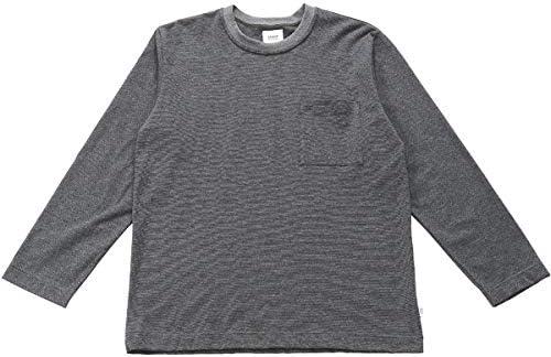 長袖クルーネックシャツ
