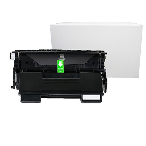 Inktoneram Compatible Toner Cartridge Replacement for Okidata B6200 B6200n B6250dn B6250n B6300 B6300dn B6300n 52114501 (Black)