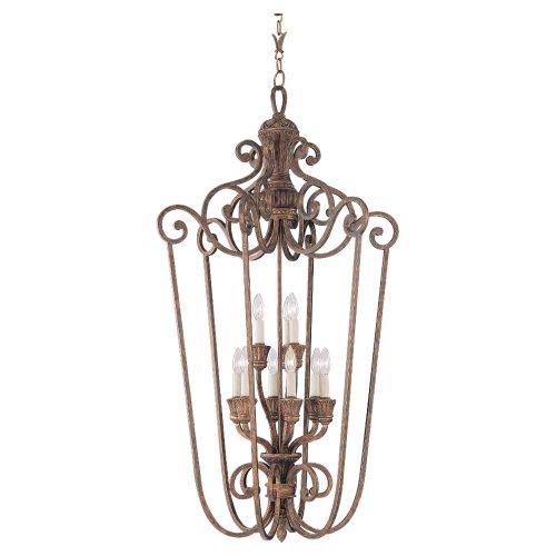 Sea Gull Lighting 51257-758 Highlands Hall and