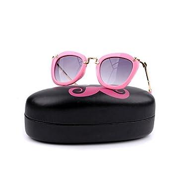 Childrens gafas de sol Protección solar UV gafas Gafas ...