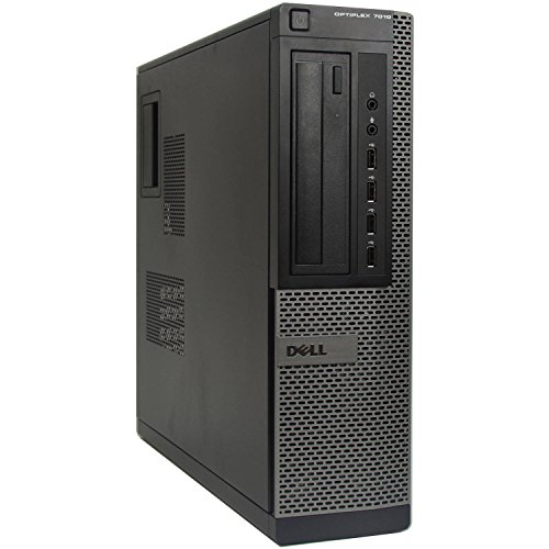 Price comparison product image Dell Optiplex 7010 High Performance Premium Flagship Desktop Business Computer PC (Intel Quad-Core i5-3470 3.4GHz, 16GB DDR3 Memory, 2TB HDD, DVD, Windows 7 Professional) (Certified Refurbished)