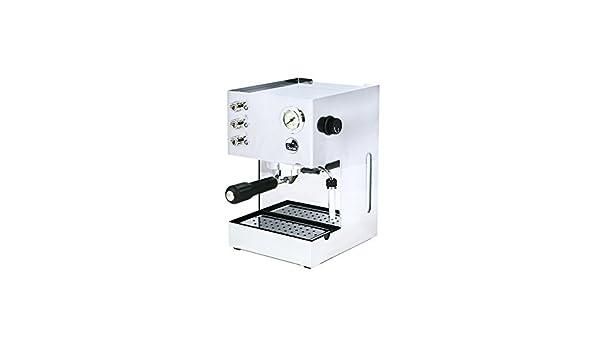 La Pavoni 218 Gran Caffe Steel GCM Cafetera expreso: Amazon.es: Hogar