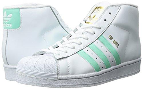 Adidas Homme Montantes Ftwwht goldmt Chaussures Pro Model easgrn rafAqFr