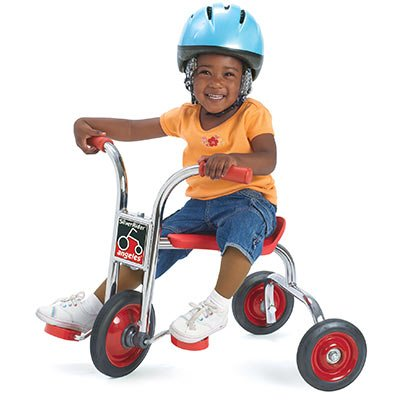 Angeles SilverRider 8'' Pusher Trike by AngelesStore