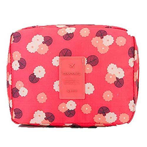 Tantisy ♣↭♣ Toiletry Bag/Multifunction Cosmetic Case/Portable Travel Makeup Bags/Hanging Organizer Bag for Women Girls