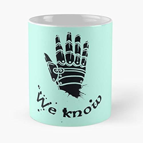 Dark Brothe - Coffee Mugs For Holiday Days 11 Oz.