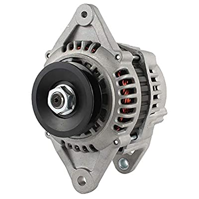 NEW 60A ALTERNATOR FITS YANMAR MARINE 4JH3-CE 4JH3-TCE 4JH3E 1994-2003 LRA03-783: Automotive