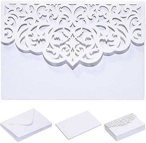 Cheap pocketfold wedding invitations _image2