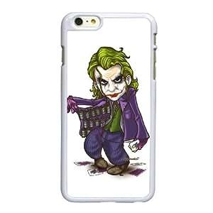 X7B15 Batman Joker X7L4TU iPhone funda 6 4.7 pulgadas funda caja del teléfono celular de cubierta AW1LII7KV blanco