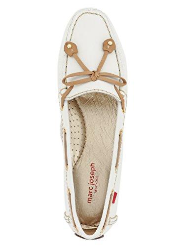 Echtes Leder der Frauen hergestellt in Brasilien-beiläufigen Cypress-Hügel-Fahrer Marc Joseph NY Fashion Shoes Wolke