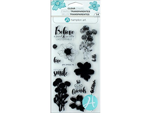 Hobby Art Clear Stamps - 2