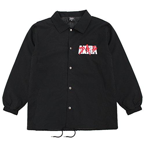 Akira Coach Jacket (Large) Black