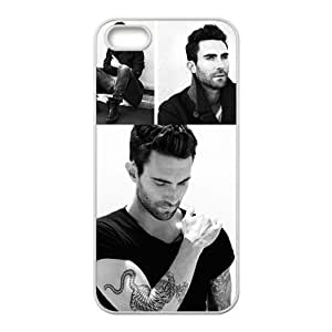 Distinctive handsome mature man Cell Phone Case for iPhone 5S by Maris's Diary