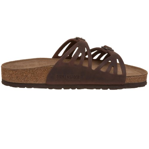 Birkenstock Women's Granada Soft Footbed Sandal,Habana Oiled Leather,38 M EU by Birkenstock (Image #6)