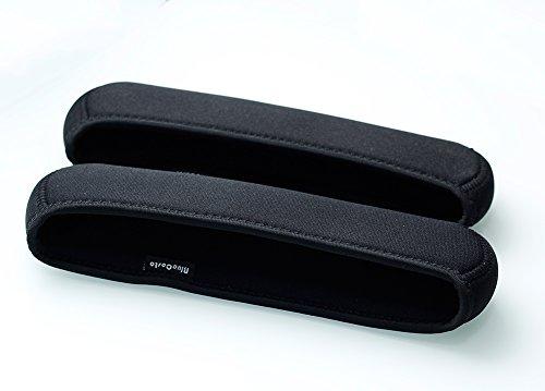 BlueCosto Soft Neoprene Office Chair Arm Cover Armrest