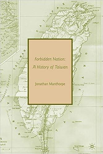 Forbidden Nation: A History of Taiwan: Manthorpe, Jonathan: 9780230614246:  Amazon.com: Books