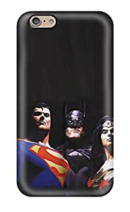 4844517K45434027 High-end Case Cover Protector For Iphone 6(justice League)
