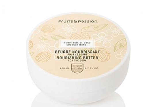 Fruits & Passion 24H Nourishing Butter for the body (coconut (Coconut Passion Fruit)