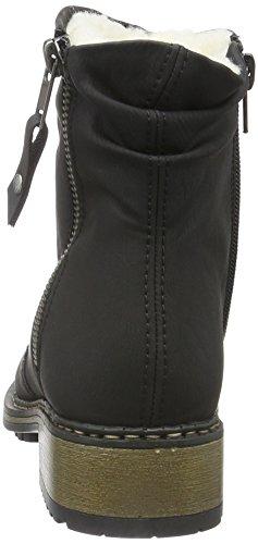 Rieker Women's Z6841 Ankle Boots Black (Schwarz/01) RPqr9