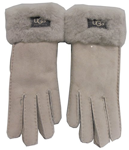 UGG Women's Classic Turn Cuff Glove Seal SM by UGG